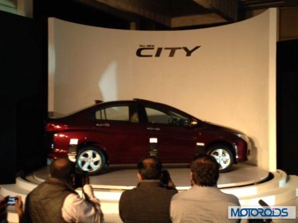 New 2014 Honda City India