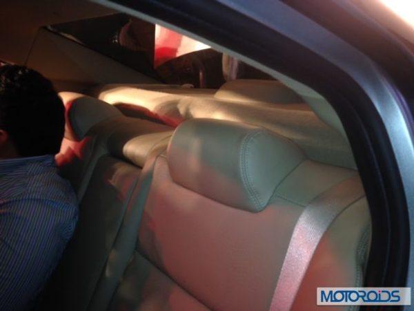 New 2014 Honda City interior (1)