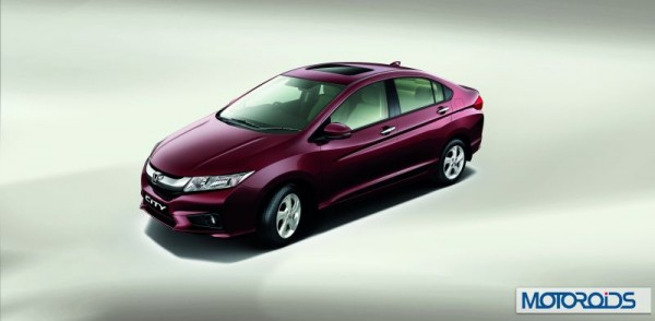 New 2014 Honda City official images india (2)