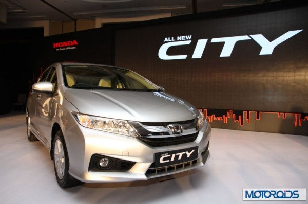 New 2014 Honda City official images india (3)