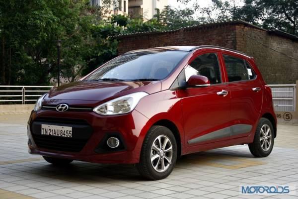 New Hyundai Grand i10 India review (50)