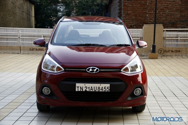 New Hyundai Grand i10 India review (51)