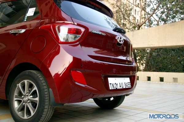 New Hyundai Grand i10 India review (56)