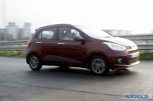 New Hyundai Grand i10 India review (67)