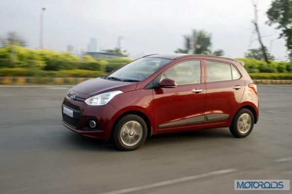 New Hyundai Grand i10 India review (71)