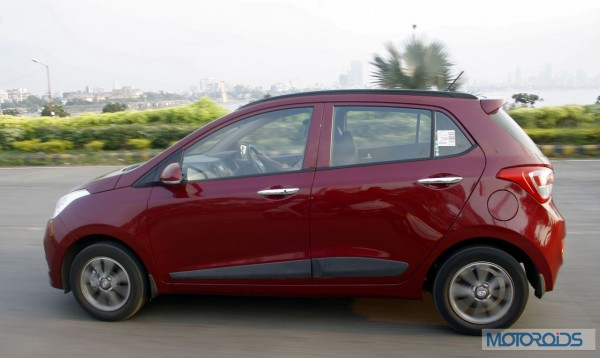 New Hyundai Grand i10 India review (72)