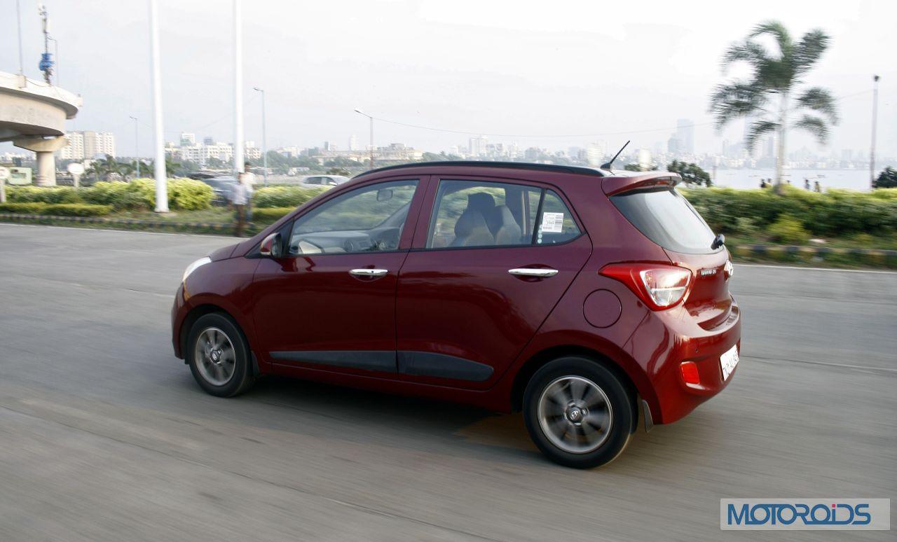 New Hyundai Grand i10 India review (73)