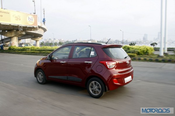 New Hyundai Grand i10 India review (74)