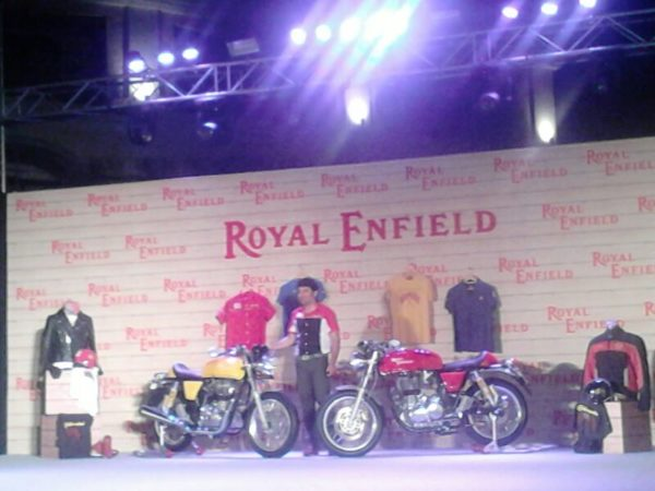 New RE Continental Gt india launch live (6)