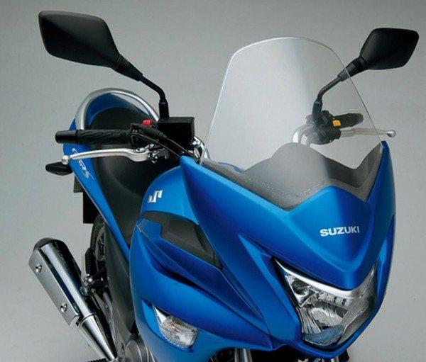 New Suzuki GSR250S (2)