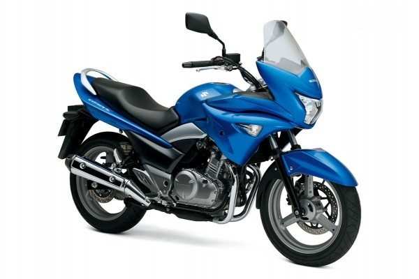Suzuki GSR250 S showcased in Tokyo, is it the 250 for India?