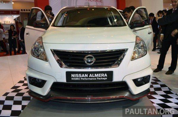Nissan-Almera-Nismo