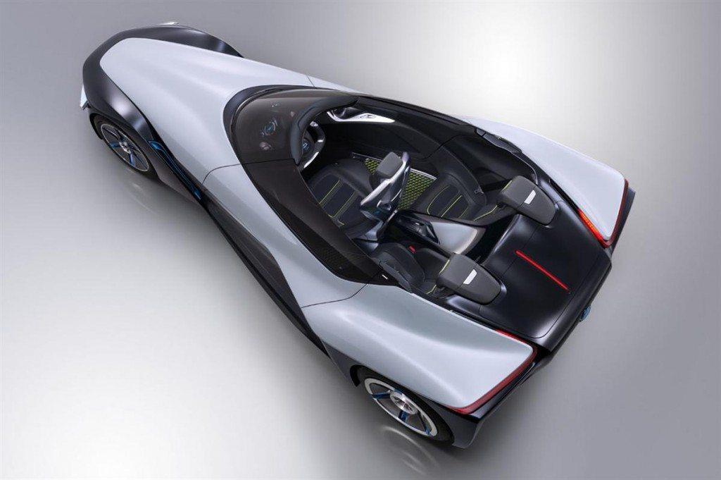 Nissan BladeGlider Concept (1)