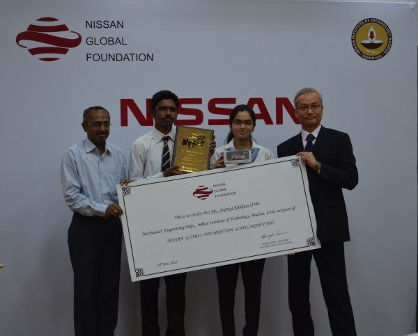 Nissan - IIT(M) Nissan Global Foundation-Pics