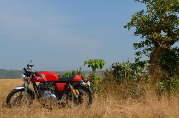Royal Enfield RE Continental GT review India (1)