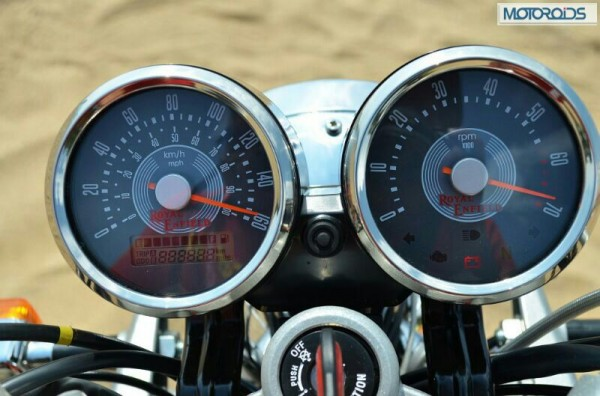 Royal Enfield RE Continental GT review India (10)