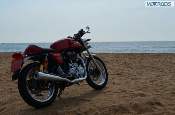 Royal Enfield RE Continental GT review India (3)