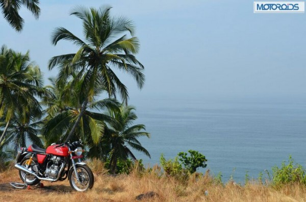 Royal Enfield RE Continental GT review India (4)