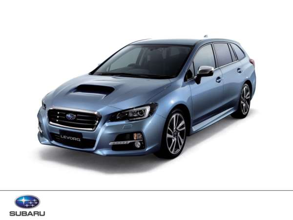 Subaru Levorg Concept Pics 1
