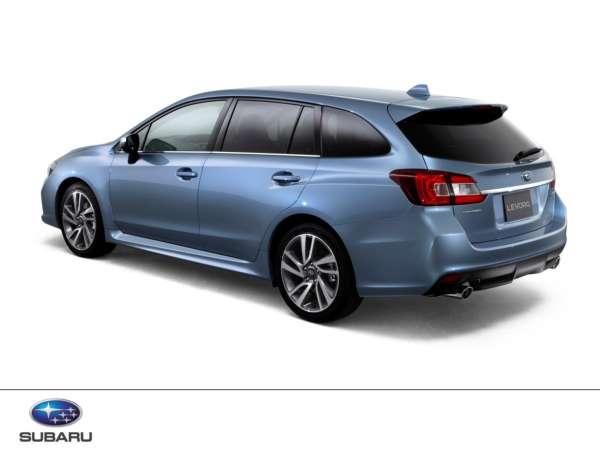 Subaru Levorg Concept Pics 2