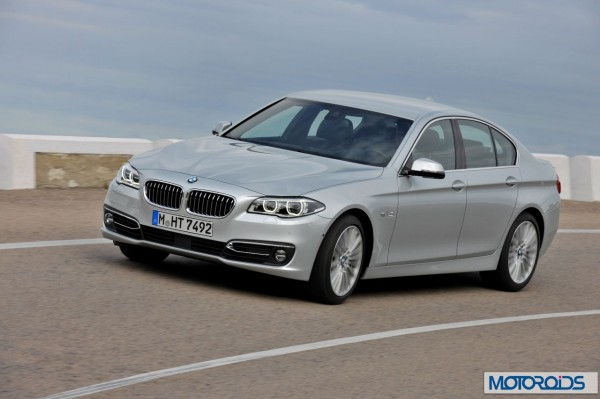 The new BMW 5 Series (1)