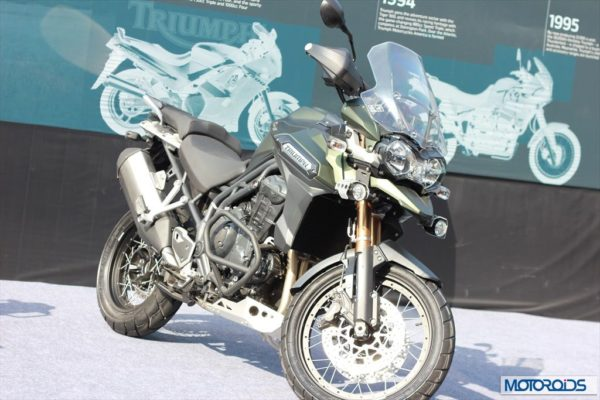 Triumph Motorcycles India launch images (36)