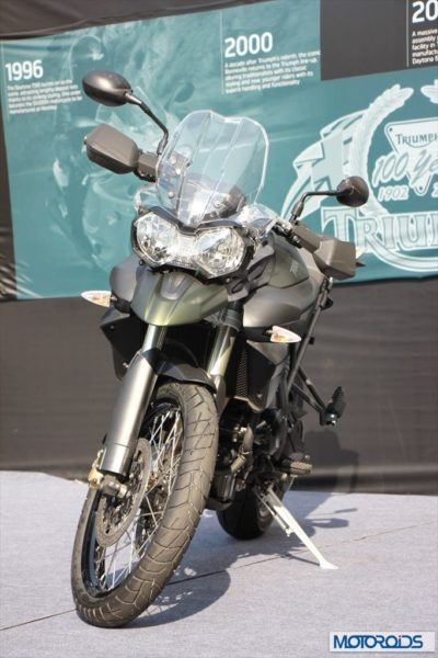 Triumph Motorcycles India launch images (45)