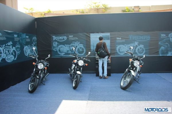 Triumph Motorcycles India launch images (55)