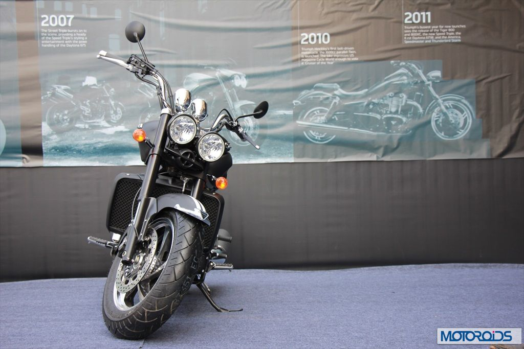 Triumph Motorcycles Opens Its Eighth Showroom In Chennai Motoroids