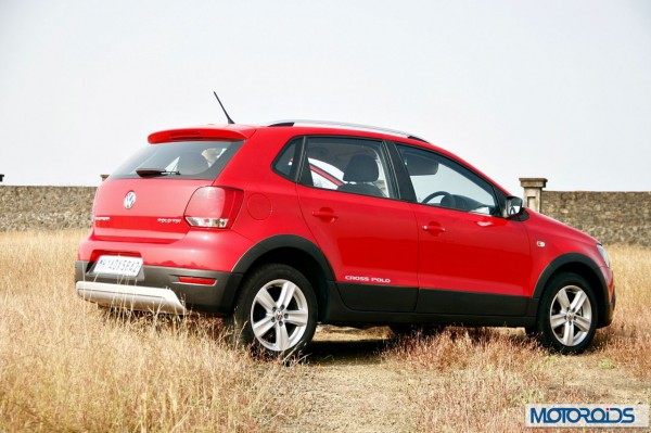 VW Cross Polo India exterior and interior review (21)