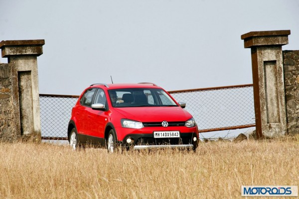 VW Cross Polo India exterior and interior review (23)