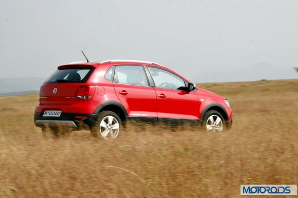 VW Cross Polo India exterior and interior review (27)