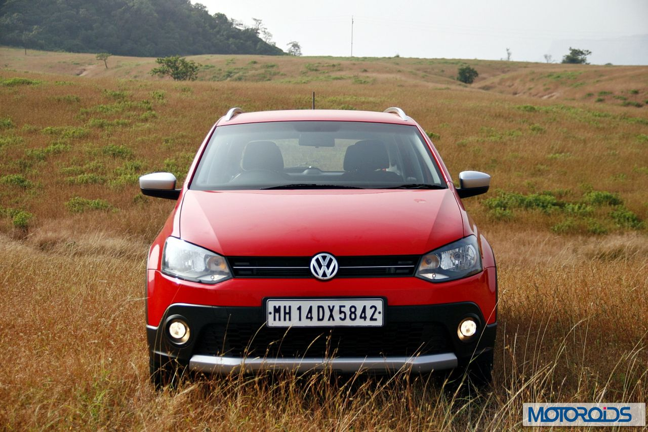 vw cross polo 1 2 tdi road test review beyond the norms motoroids. Black Bedroom Furniture Sets. Home Design Ideas