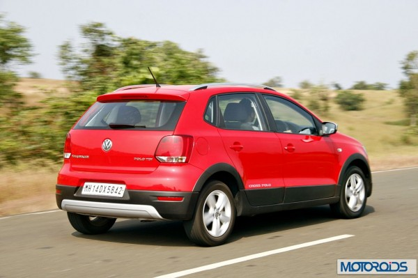 VW Cross Polo India exterior and interior review (36)
