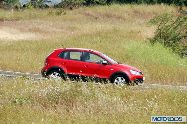 VW Cross Polo India exterior and interior review (38)