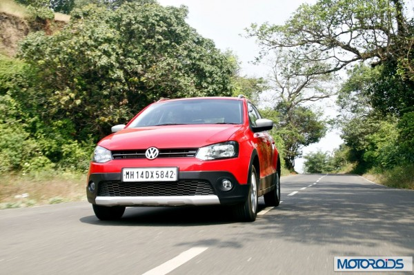 VW Cross Polo India exterior and interior review (41)