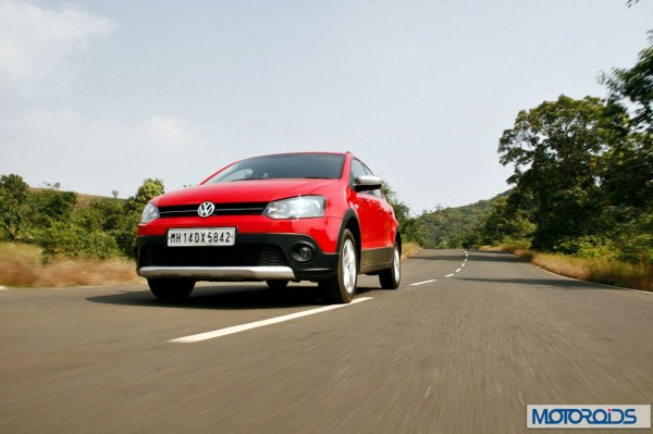 VW Cross Polo India exterior and interior review (42)