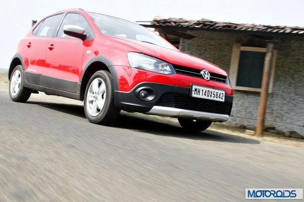 VW Cross Polo India exterior and interior review (43)