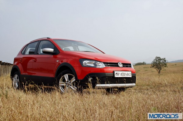 VW Cross Polo India exterior and interior review (53)