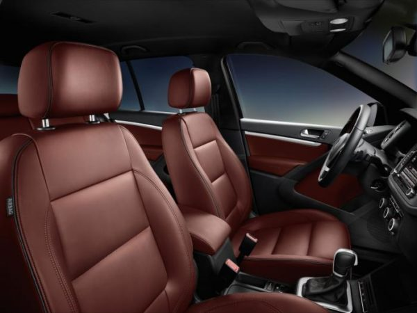 Volkswagen Tiguan Exclusive edition pics