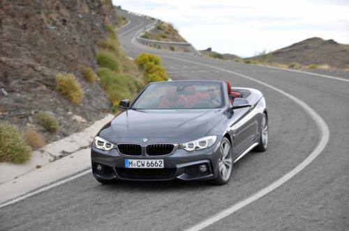 New 2014 BMW 4 Series Convertible showcased in 2013 Tokyo Motor Show