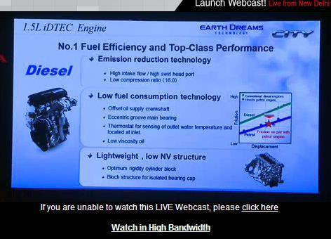 i-DTEC fuel efficiency