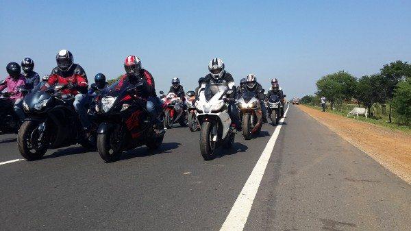 india bike week kolkata pics 1