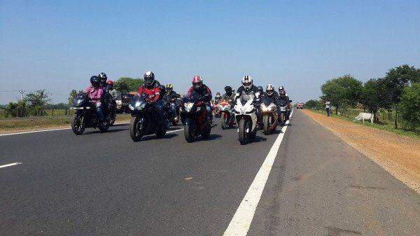 india bike week kolkata pics 2