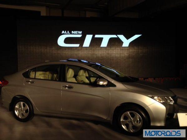 mew 2014 Honda City (1)