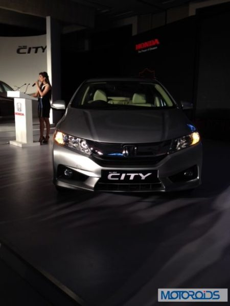 new 2014 Honda City (2)