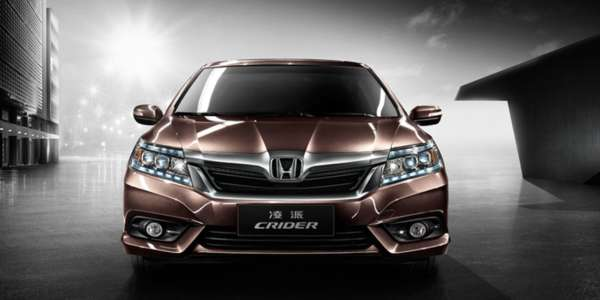 new 2014 Honda City Crider