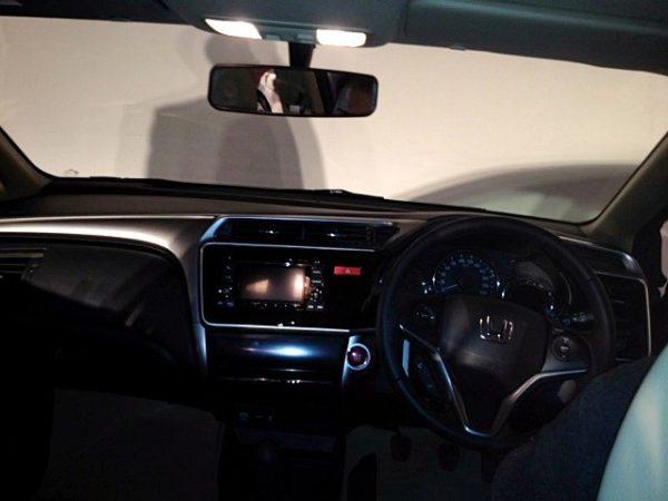 new 2014 Honda City Interior
