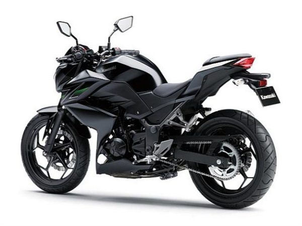 new kawasaki z250 india launch pics 2