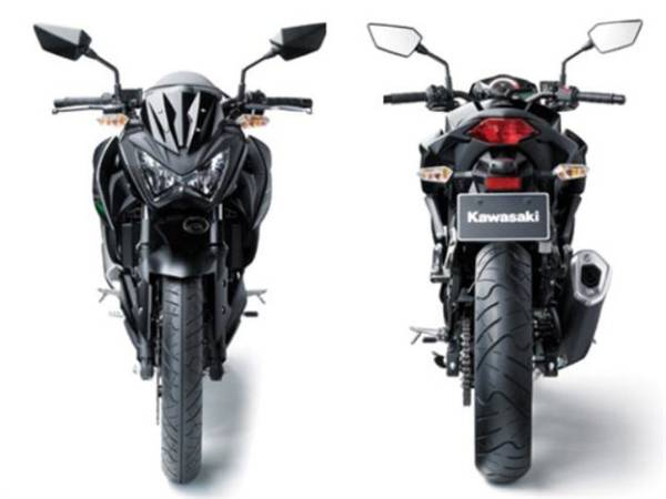 new kawasaki z250 india launch pics 3